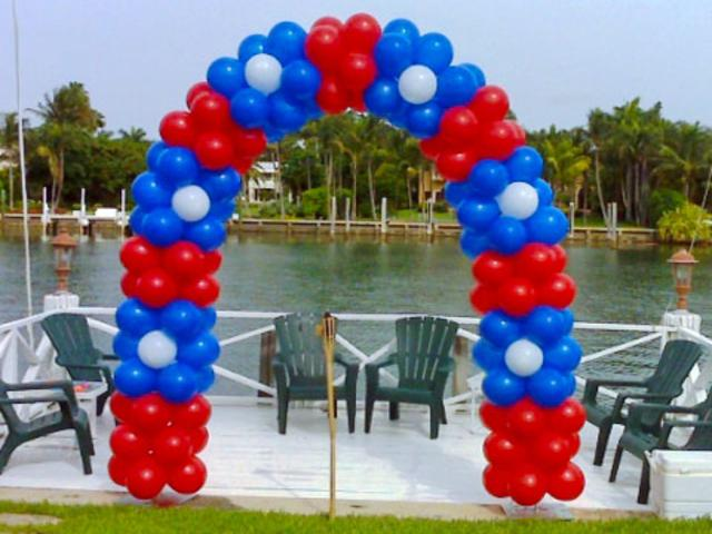 Party Rentals in Miami Bounce House Tent : flowerballonsarch from partyrentalsinmiami.com size 640 x 480 jpeg 47kB