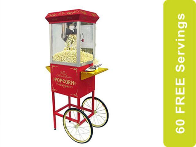 popcorn machine rental miami